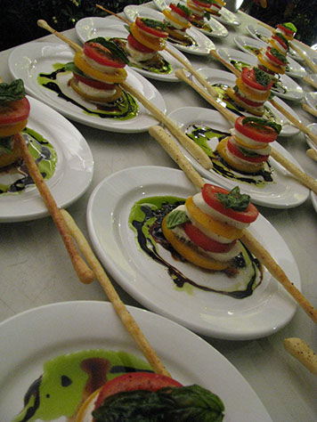 Appetizer for Corporate Events in Houston