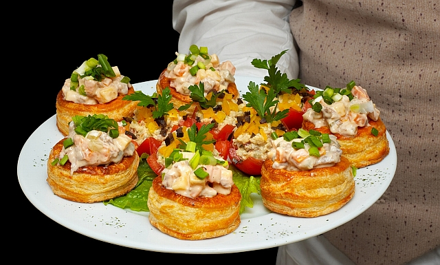 Catering Menus For Wedding Or Private Events